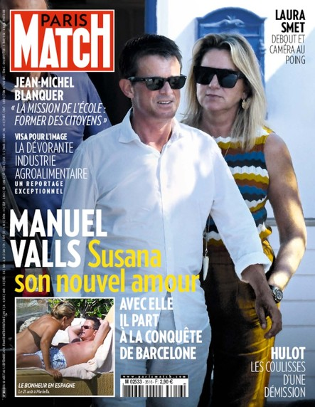 Paris Match - N°3616 Septembre 2018