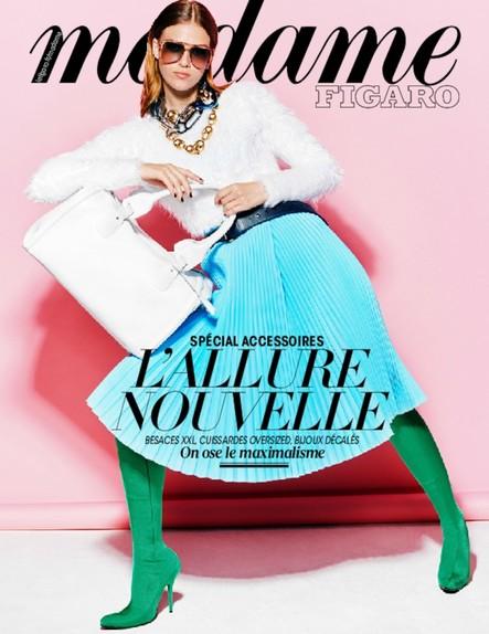Madame Figaro - Septembre 2018 - N°1776