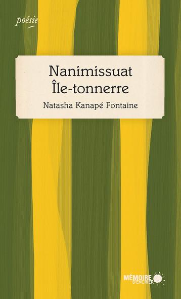 Nanimissuat Île-tonnerre : Finaliste Prix des libraires 2019