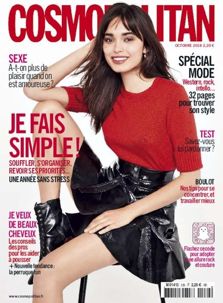 Cosmopolitain - Septembre 2018
