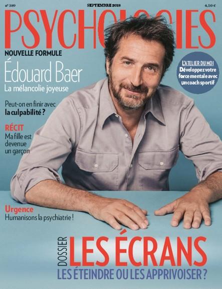 Psychologies Magazine - Août 2018