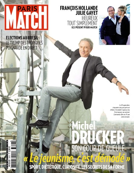 Paris Match N°3618 Septembre 2018