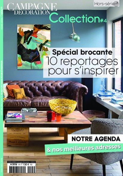 Campagne décoration Hors Série - Septembre/Octobre 2018