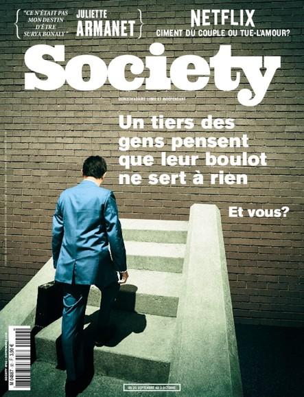 Society - Septembre 2018 - N°90