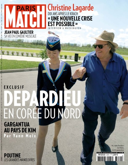 Paris Match N°3619 Septembre 2018