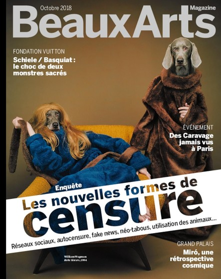 Beaux Arts Magazine - Octobre 2018