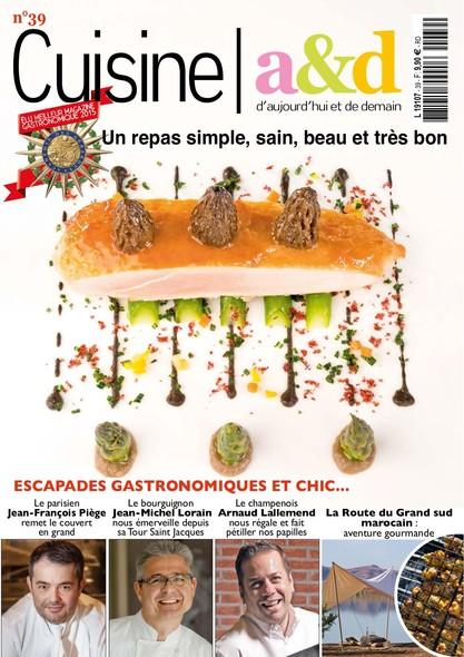 Cuisine A&D - N°39