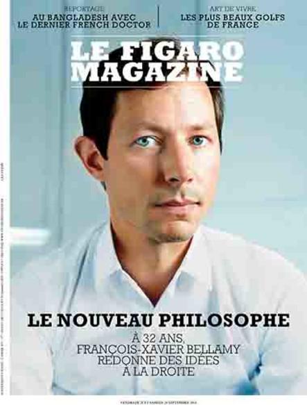 Figaro Magazine : Le Nouveau Philosophe