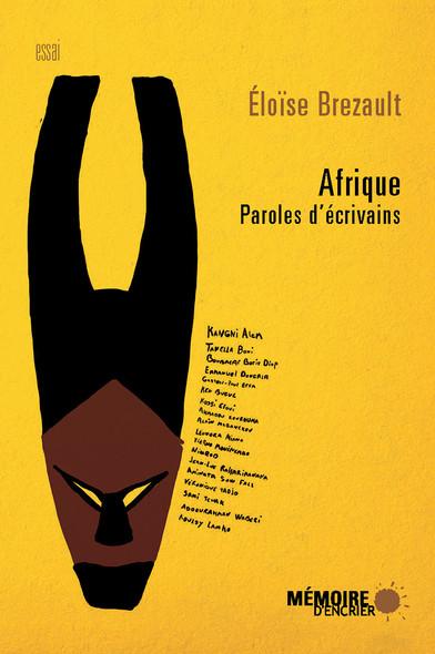 Afrique : Paroles d'écrivains