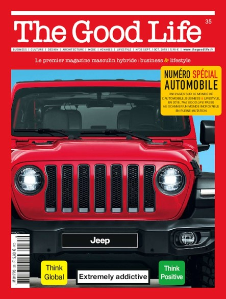 The Good life N°35 - Septembre 2018