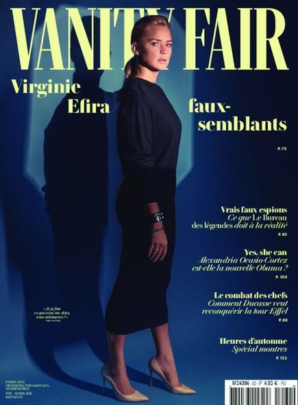 Vanity Fair - Septembre 2018