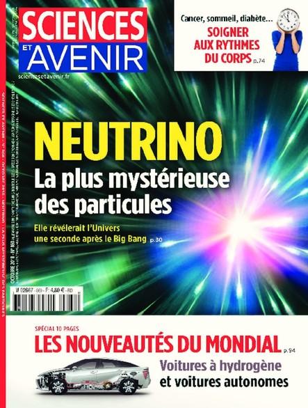 Sciences et Avenir - Octobre 2018