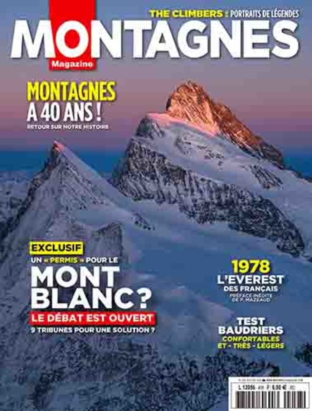 Montagnes Magazine - Octobre 2018