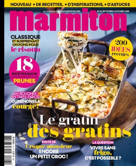 Marmiton - Septembre/Octobre 2018 - N°43
