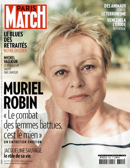 Paris Match N°3620 Septembre 2018