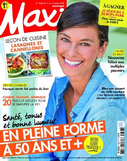 Maxi | Octobre 2018 | N°1666