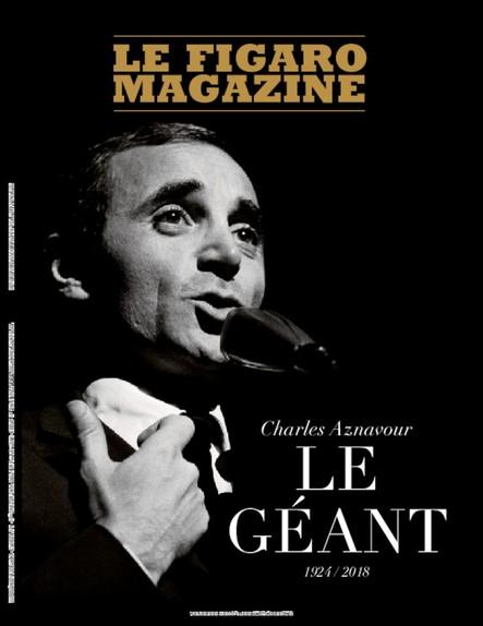 Figaro Magazine : Charles Aznavour, le Géant