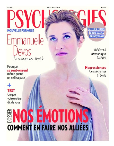 Psychologies Magazine - Septembre 2018
