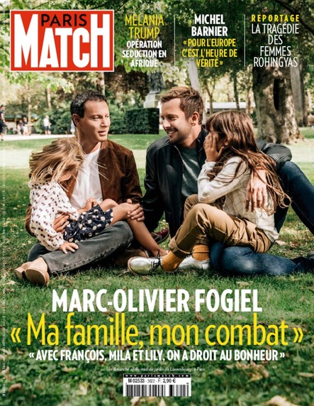 Paris Match N°3622 Octobre 2018