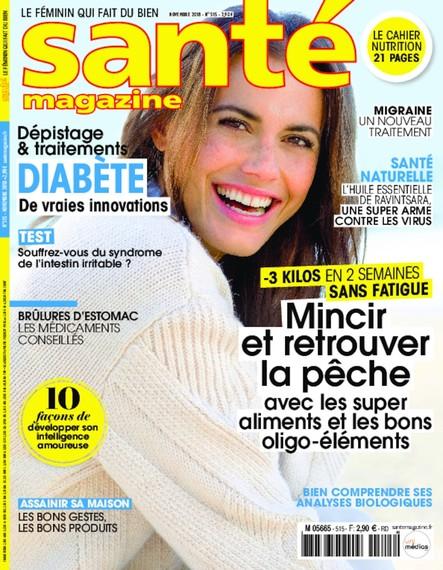 Santé Magazine - Octobre 2018