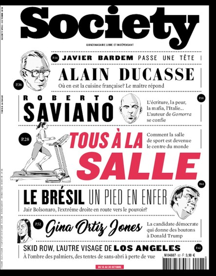 Society - Octobre 2018 - N°92