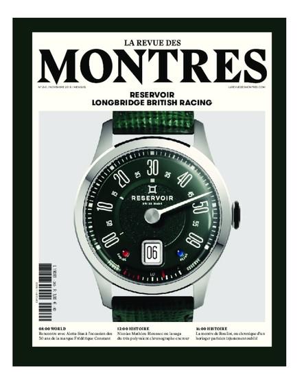 Revue des montres N°240 - Octobre 2018