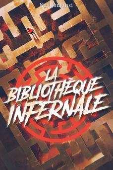 La Bibliothèque infernale (livre-jeu) | Neil Jomunsi