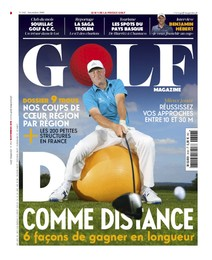 Golf Magazine - Octobre 2018 |