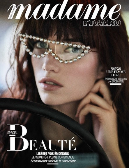 Madame Figaro - Octobre 2018 - N°1783