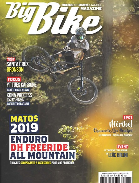 Big Bike Octobre/Novembre 2018