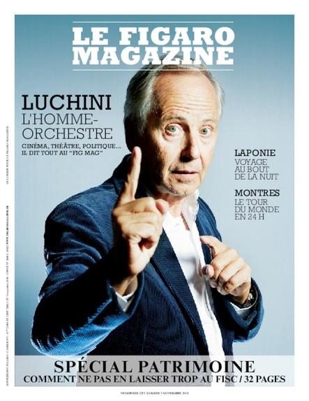 Figaro Magazine : Spécial Patrimoine