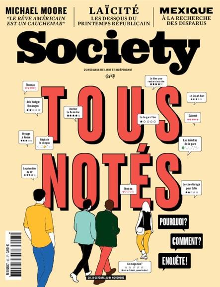 Society - Octobre 2018 - N°93