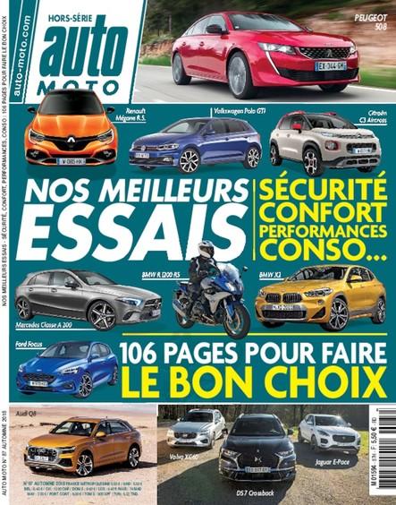 Auto Moto - Hors-Série Automne 2018