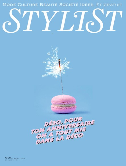 Stylist  | Novembre 2018 | N°235