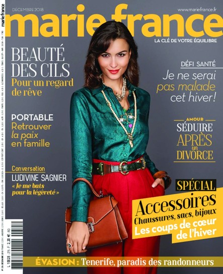 Marie France - Novembre 2018