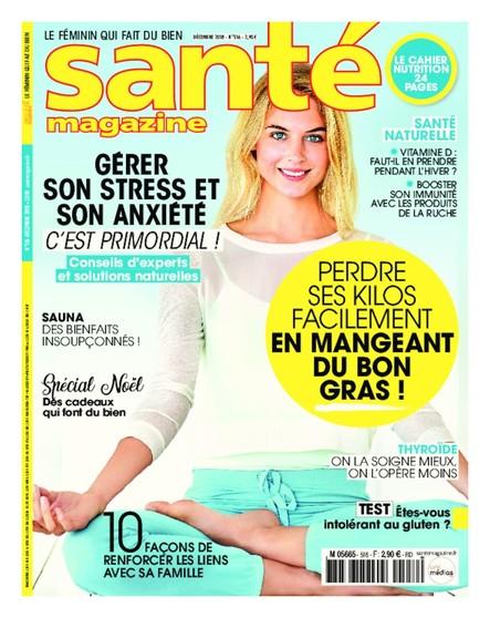 Santé Magazine - Novembre 2018