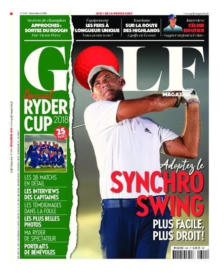 Golf Magazine - Novembre 2018