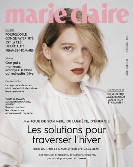 Marie Claire - Novembre 2018