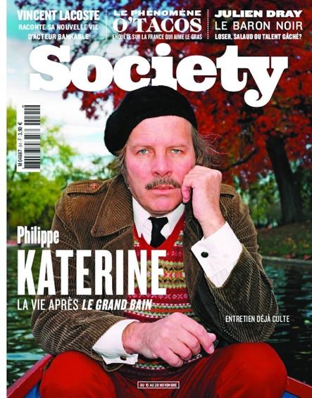 Society - Novembre 2018 - N°94