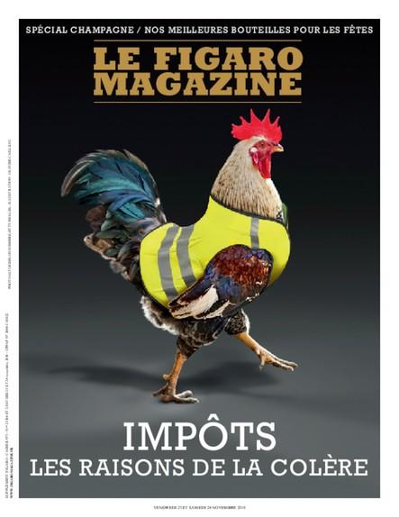 Figaro Magazine : Impôts, les raisons de la colère
