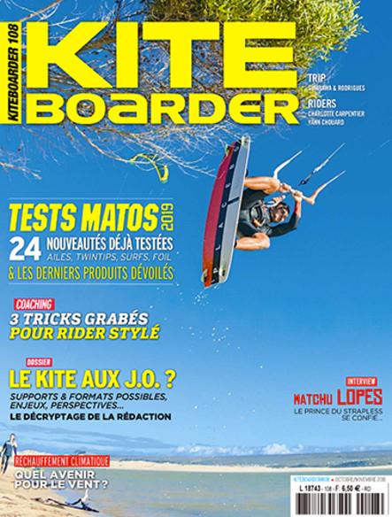 Kite Boarder Octobre/Novembre 2018