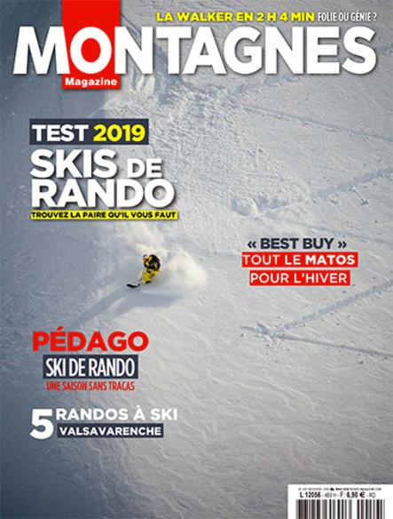Montagnes Magazine - Novembre 2018