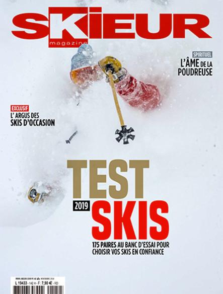 Skieur - Novembre 2018