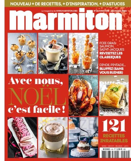 Marmiton - Novembre 2018 - N°44