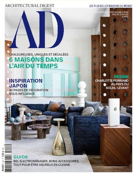 Architectural Design - Novembre/Décembre 2018