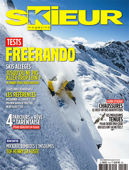 Skieur - Décembre 2018