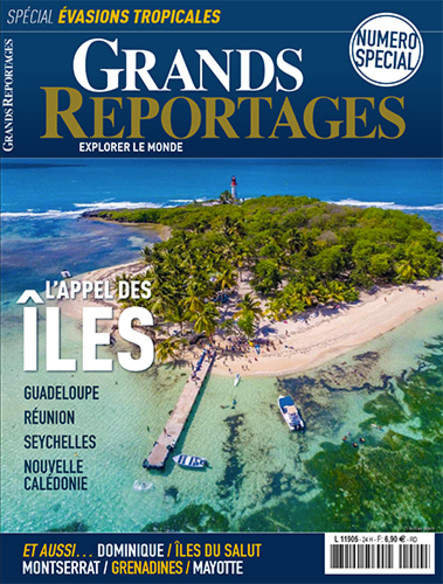 Grands reportages - Hiver 2018 / 2019
