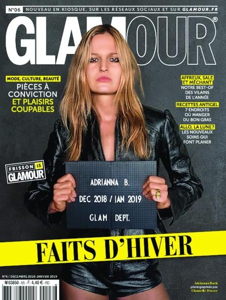 Glamour - Décembre 2018