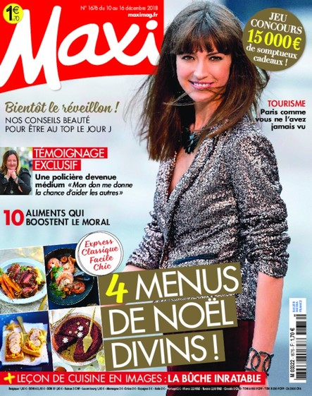 Maxi   Décembre 2018   N°1676