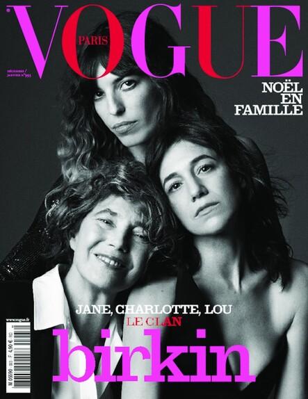 Vogue - Décembre 2018